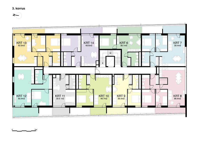 Siili 2 korrus 3