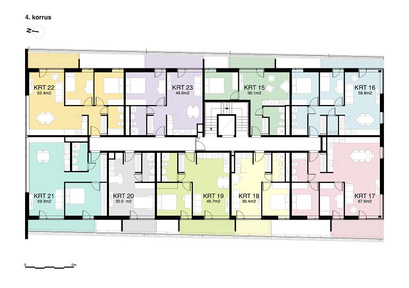 Siili 2 korrus 4