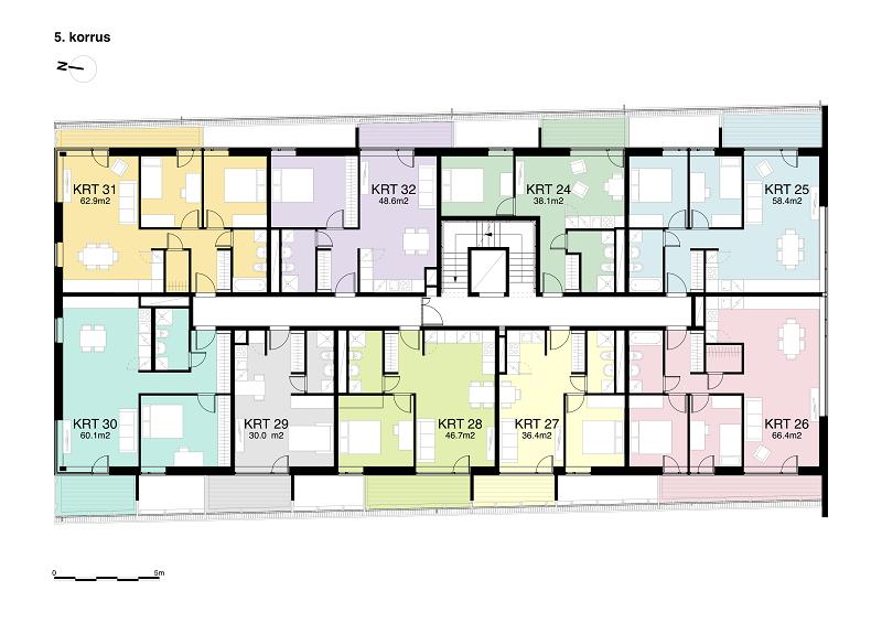 Siili 2 korrus 5