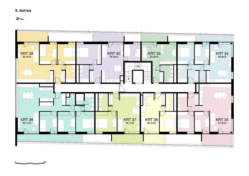 Siili 2 korrus 6