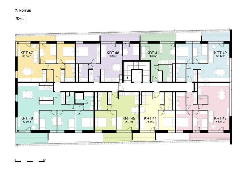 Siili 2 korrus 7
