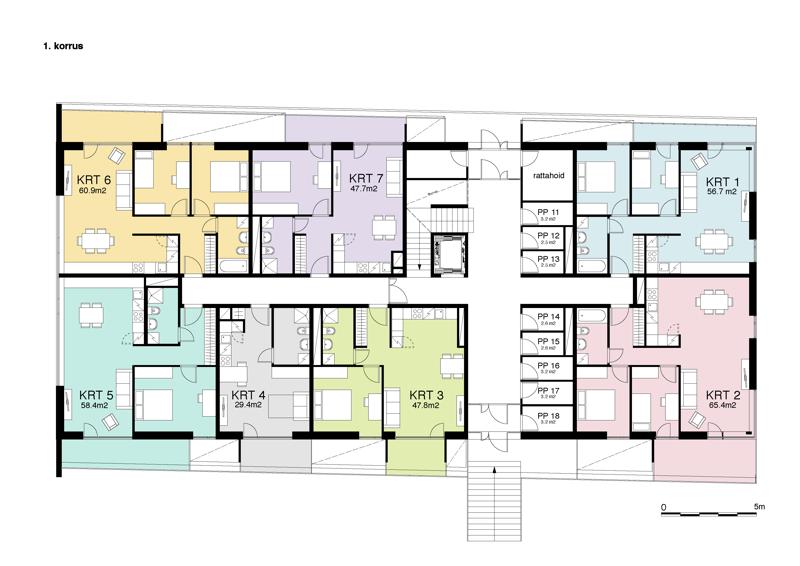Siili 8 korrus 1